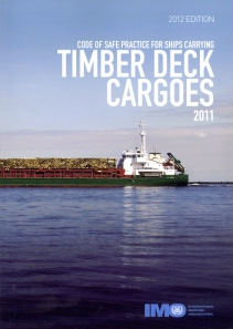 Code of Safe Practice For Ships Carrying Timber Deck Cargoes, 2012 Edition