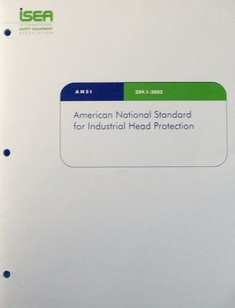 American National Standard for Industrial Head Protection