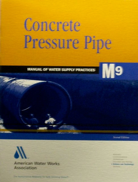 AWWA Manual of Water Supply Practices M9