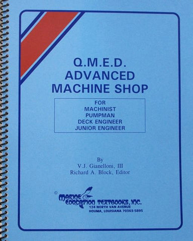 Q.M.E.D. Advanced Machine Shop