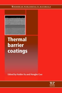 Thermal Barrier Coatings 1st Edition