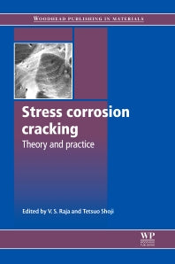 Stress Corrosion Cracking 1st Edition