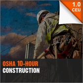 OSHA 10-Hour Construction
