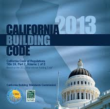 2013 California Building Code, Title 24, Part 2 (Volumes 1 & 2 Includes Parts 8 & 10)