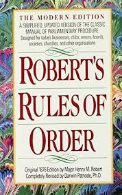 Robert's Rules of Order, The Modern Edition