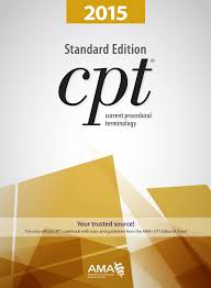CPT: 2015 Standard (Current Procedural Terminology