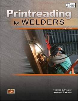 Printreading for Welders, 5th Edition