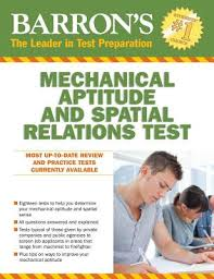 Barron's Mechanical Aptitude and Spatial Relations Test, 3rd Edition