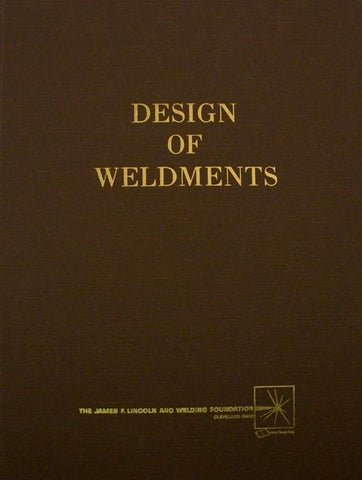 Design of Weldments