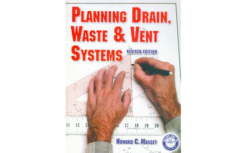 Planning Drain Waste & Vent Systems, Revised