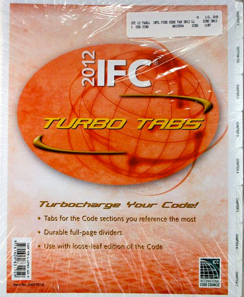 2012 IFC Turbo Tabs (full-page dividers)