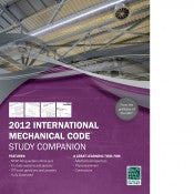 2012 International Mechanical Code Study Companion