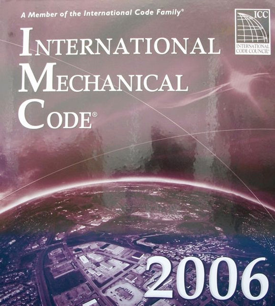 International Mechanical Code 2006 Looseleaf