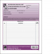2012 International Mechanical and Fuel Gas Codes Plan Review Records