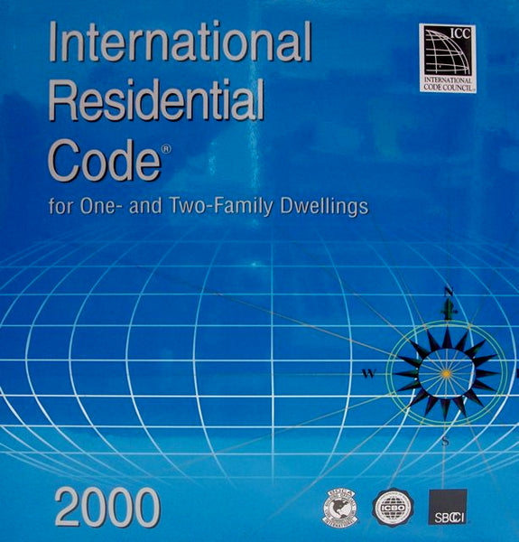 International Residential Code 2000 Looseleaf