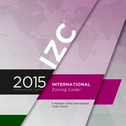 2015 International Zoning Code
