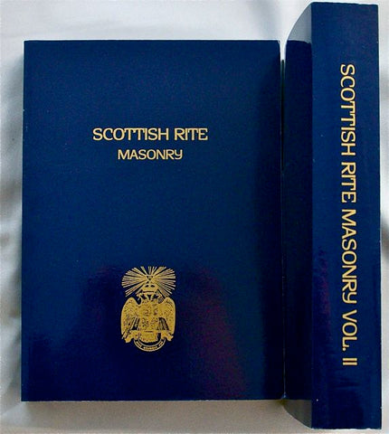 Scottish Rite Masonry Two Volume Set