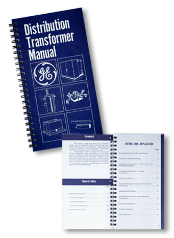 GE Distribution Transformer Manual