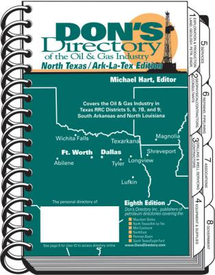 TEXAS OIL & GAS DIRECTORY 2015