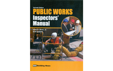 Public Works Inspector's Manual 7th Edition