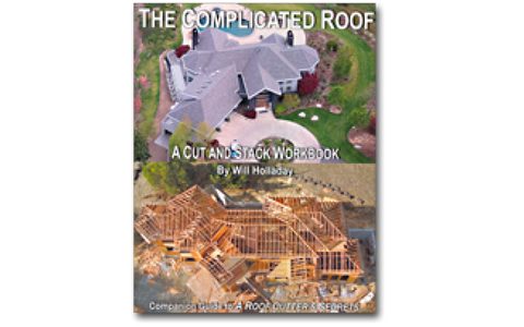 The Complicated Roof – A Cut and Stack Workbook