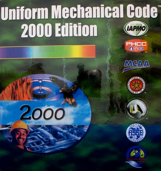 Uniform Mechanical Code 2000 Looseleaf