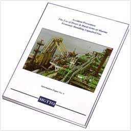 Accident Prevention (IP no.4) The Use of Hoses and Hard-Arms at Marine Terminals Handling Liquefied Gas, 2nd Edition