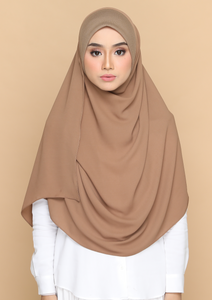 Nayla Basic in Mocha Mousse