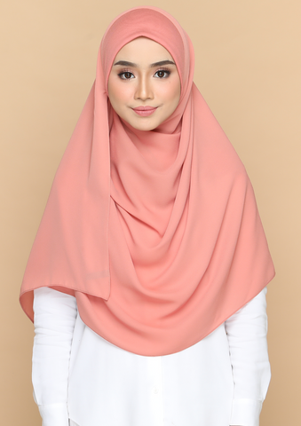 Nayla Basic in Peach Pearl