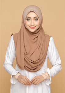 Nayla Basic in Caramel