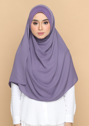 Nayla Basic in Chalk Violet
