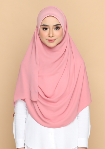Nayla Basic in Impatients Pink