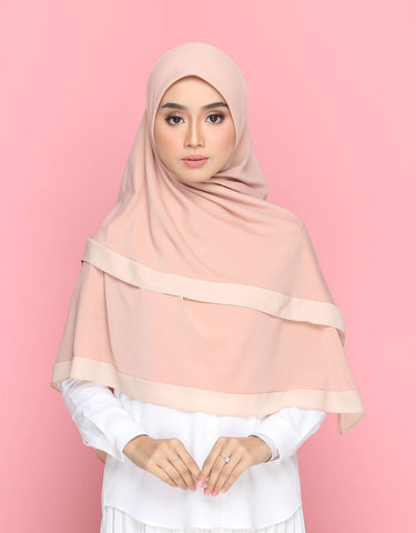 Leesa Bawal Instant in Blush
