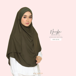 Nayla Basic in Ripe Olive[Limited Edition]