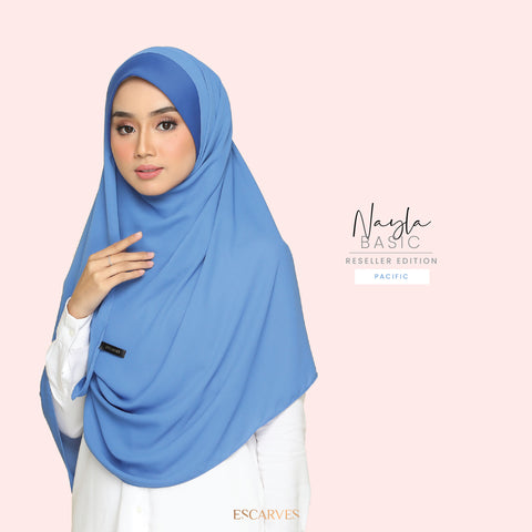 Nayla Basic in Pacific[Limited Edition]