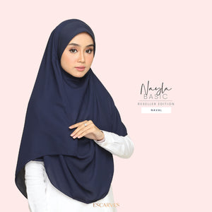 Nayla Basic in Naval[Limited Edition]