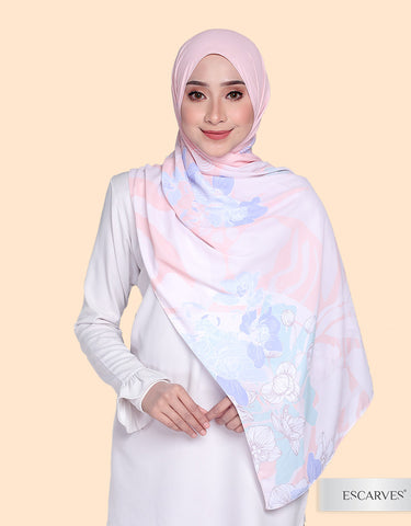 Mika Orchid In PHLYA [Basic Shawl]