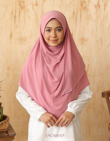 Maryam Ironless in Sea Pink