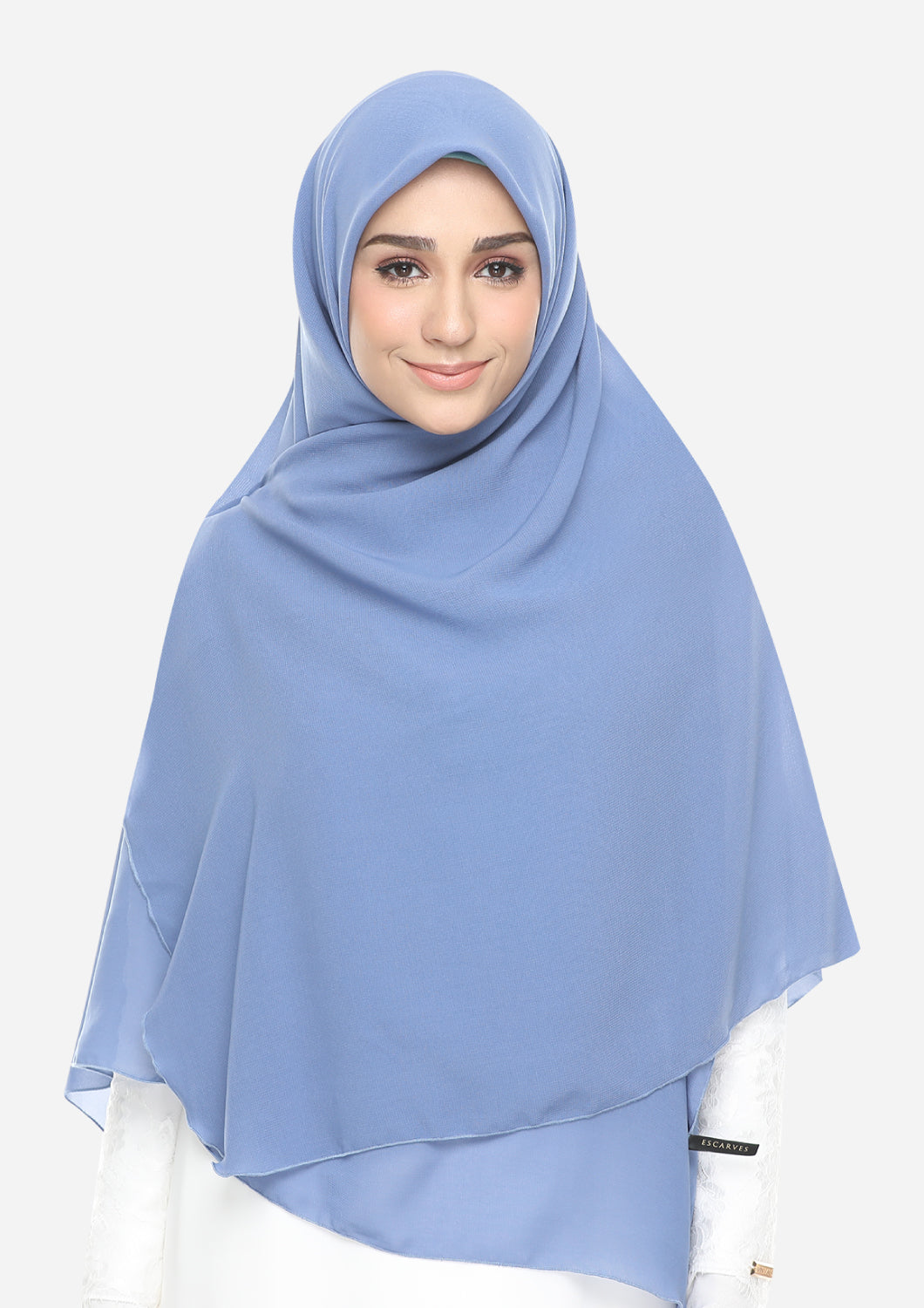 Bawal Rossy In Carolina Blue
