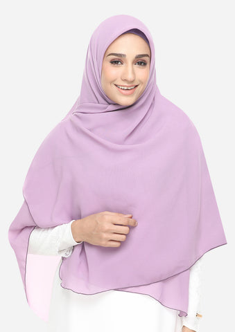 Bawal Rossy In Lavender Purple