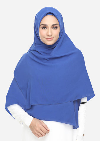 Bawal Rossy In Persian Blue