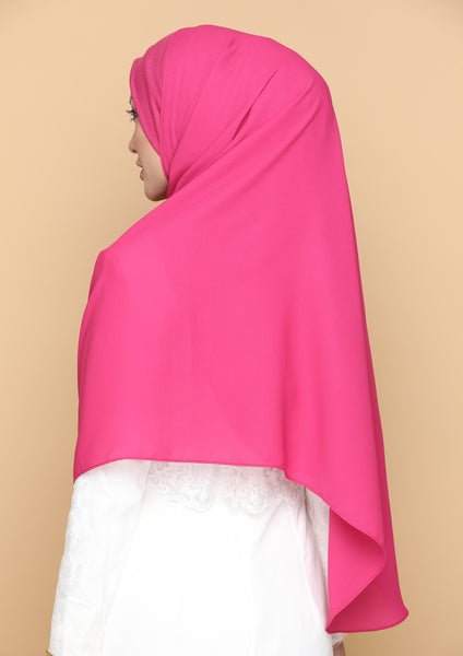 Nayla Basic in Hot Pink