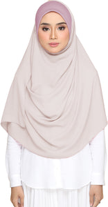 Nayla Basic in Almost Mauve