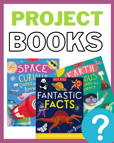 Childrens Project and reference books
