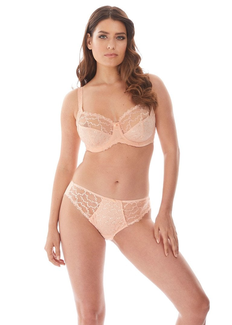 Fantasie Ana Uw Side Support Bra Blush - FL6702BLH
