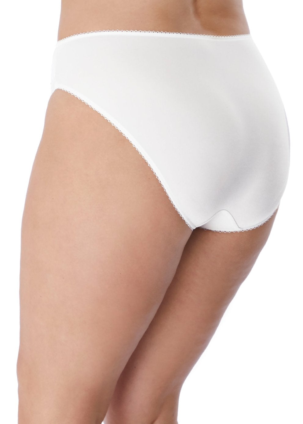 Elomi Cate Brief White - EL4035WHE