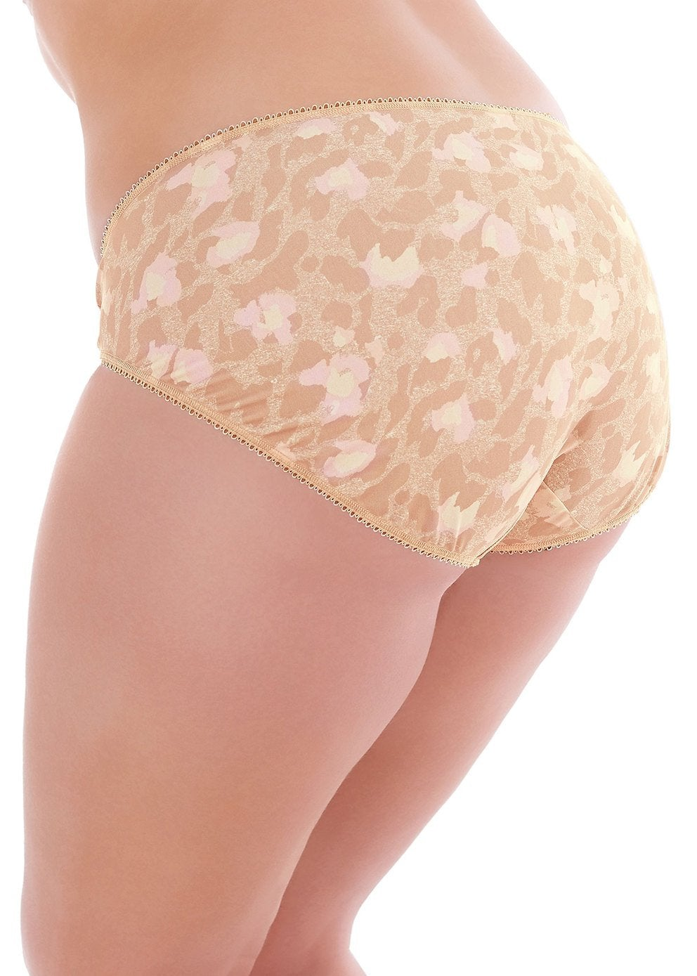 Elomi Morgan Brief Toasted Almond - EL4115TOD