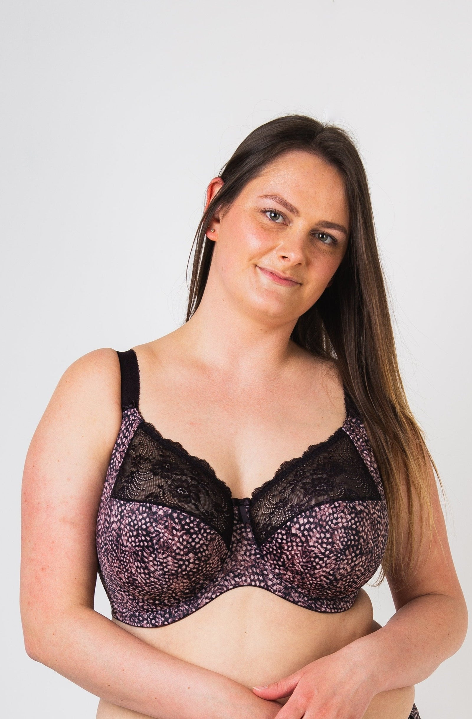Elomi Morgan Bra Ebony EL4110