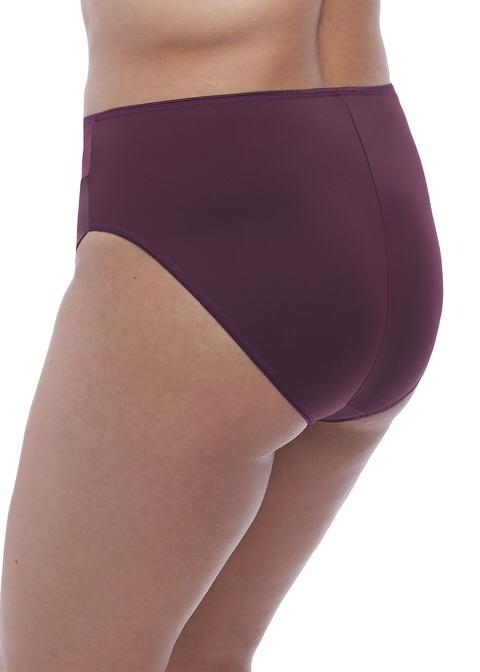 Elomi Eugenie Gilded Berry High Leg Brief - EL4475GBY