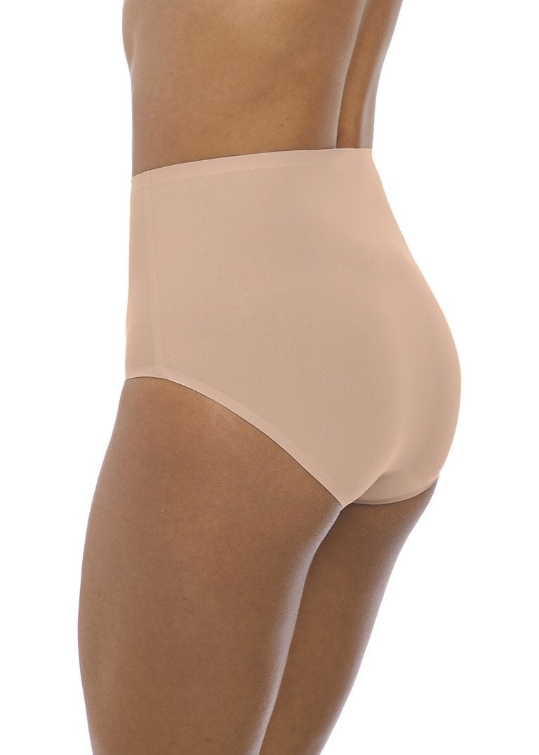 Fantasie Smoothease Natural Beige Invisible Stretch Full Brief